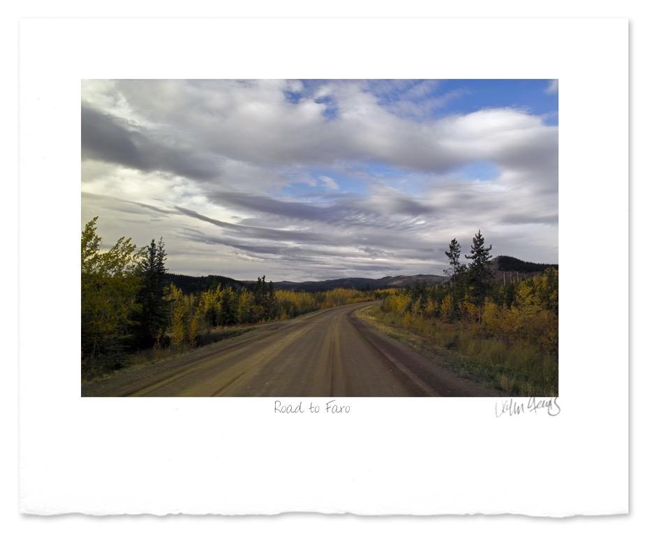 Road to Faro ~ John Steins