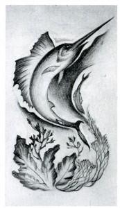 landacre sketch